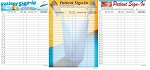Patient Sign-In Sheet, 23 lines per page, 100 per pack, 8.5 x 11