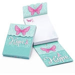 Hope Magnetic Sticky Notepad