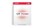 2019 AMA CPT Changes: An Insider's View AVAILABLE: NOVEMBER 2018