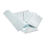 Professional Tissue Towels, 3-Ply, White, 13 x 18, 500/Carton