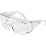 MCR Safety 9800 Spec Yukon Clear Eyewear 1 each