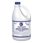 Pure Bright Liquid Bleach 6/cs one gallon bottles