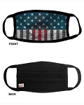USA Logo Facemask - minimum is 10 masks