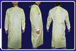 Isolation Gown - Reusable - Imported High Quality - 100 case minimum 7200 qty