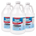 Advanced Caliber Premium Liquid Hand Sanitizer 1 Gallon Refill ( 80% Alcohol ) New Lower price 4 gallons MOQ
