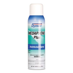 Medaphene Plus Disinfectant Spray, Spray, 20 oz, 12/Carton - sold by the carton of 12