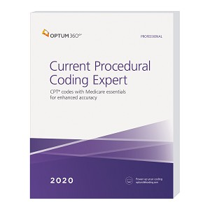 2020 Optum CPT Professional Softbound | AVAILABLE: DECEMBER 2019