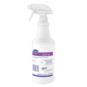 Diversey Disinfectant Cleaner Oxivir TB - sold by the carton