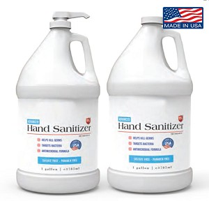 Gallon Gel Hand Sanitizer IN STOCK NOW!!! Must buy increments of 4 Ships in 48 hours from California