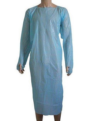 Disposable Gown - priced per each - must order in qty's of 10